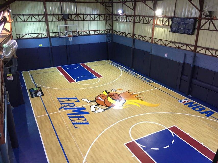 8 indoor basketball courts worth renting for Indoor basketball court price